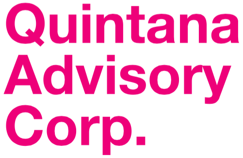 Founded by Mr. Lester Quintana, Quintana Advisory Corp. offers an array of management consulting services. With over 15 years of experience in demanding global environments, our areas of expertise include identifying emerging technologies, and providing them with strategic roadmaps with funding sources. Get our articles, papers, and other publications via email: text GETNEWS to 42828